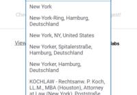 Google Places Autosuggest For React.js