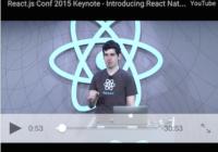 React and React Native youtube Components - ReactScript
