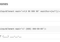 React and React Native input mask Components - ReactScript