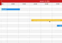 Responsive React Calendar Timeline Component