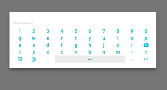 react-material-ui-keyboard