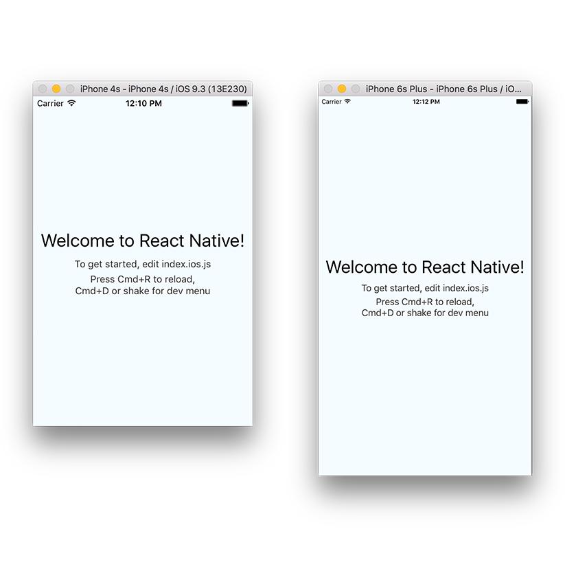 React Native Text Auto Resize Component | Reactscript