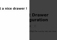 React and React Native off-canvas menu Components - ReactScript