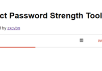 React Password Strength Indicator