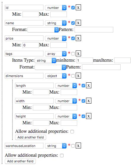 JSON Schema Editor For React | Reactscript