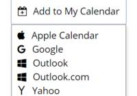 React Add to Calendar Button