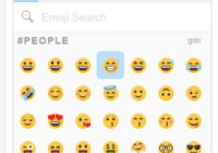 Facebook Like Emoji Picker For React
