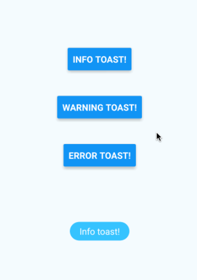 React Native Redux Toast