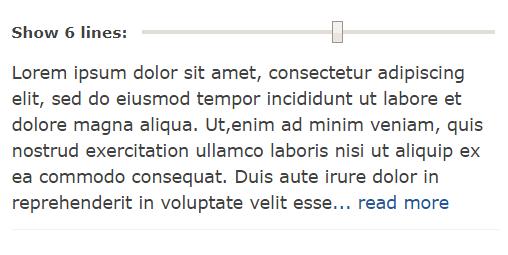 Multiline Ellipsis Component For React | Reactscript