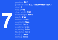 react-skroll
