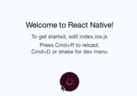 Material Design Motion Button For React Native