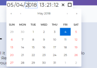 Latest Date Picker Components For React And React Native