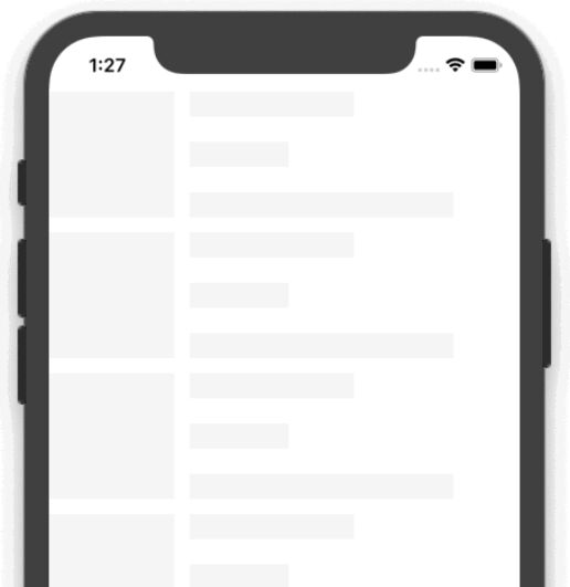 Skeleton Loading Effect For React Native - SkeletonPlaceholder