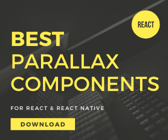 10 Best Parallax Scroll Components For React & React Native Apps
