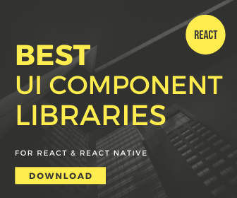 10 Best UI Components Libraries For React & React Native